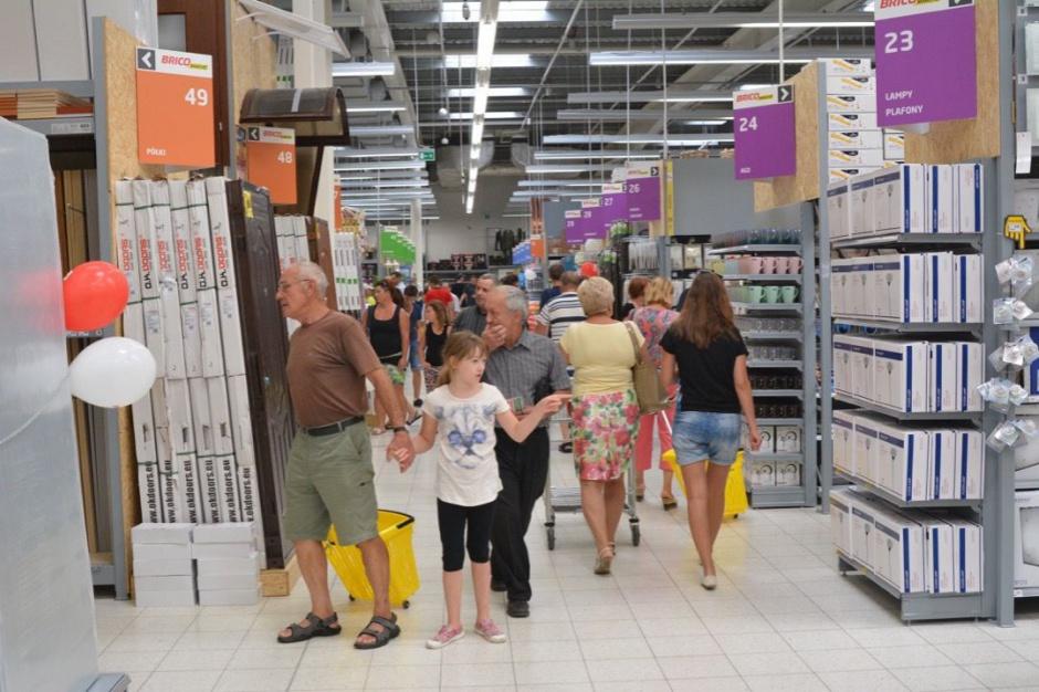 Szykują się zmiany konceptów Intermarché i Bricomarché