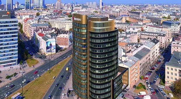 Zebra Tower z nowym najemcą
