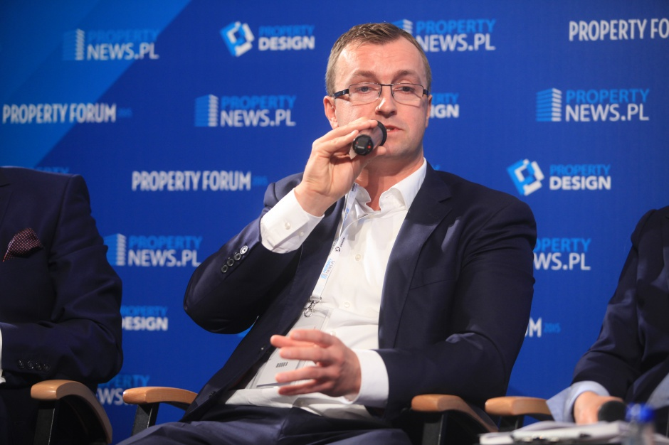 Robert Dobrzycki – Chief Executive Officer Europe, Panattoni Europe