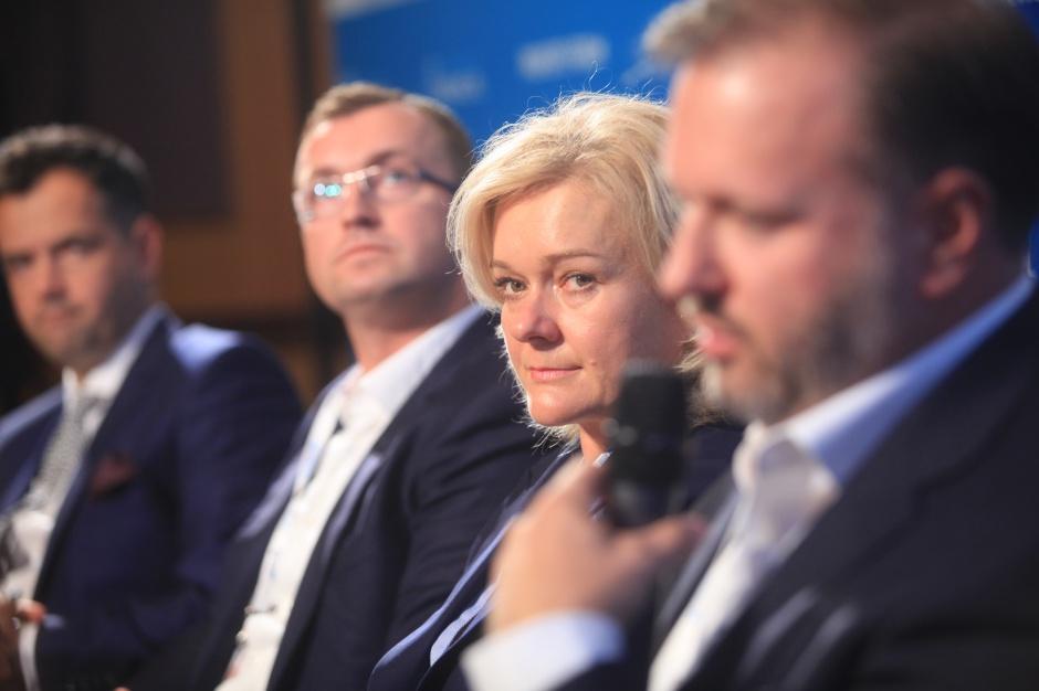 Renata Osiecka – partner zarządzająca, Axi Immo Group Sp. z o.o.