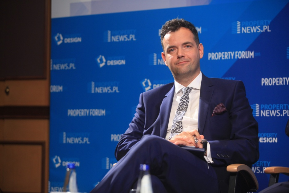 Piotr Bzowski – dyrektor ds. najmu i developmentu, P3 Logistic Parks