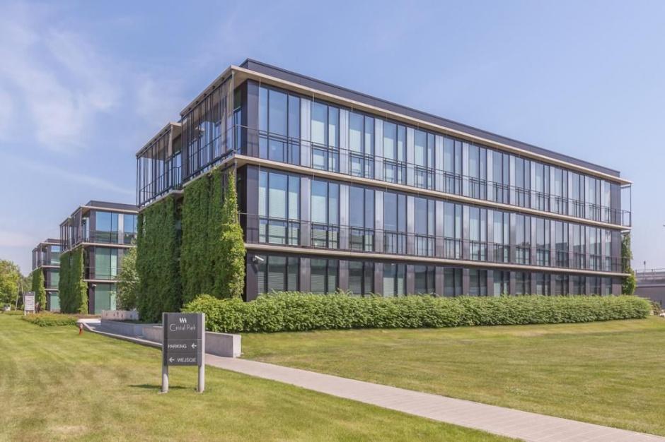 Najemca Cristal Park powiększa biuro