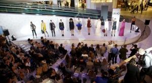 Pokaz mody w warszawskim Klifie