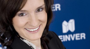 Barbara Topolska żegna się z Neinverem