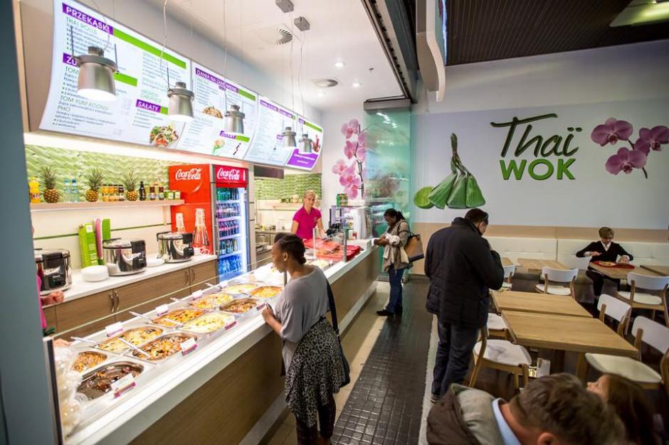 Będą kolejne restauracje Thai Wok