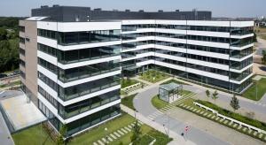 Dwa budynki Business Garden Poznań wynajmie znany bank