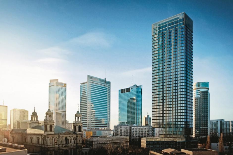 Architekci polubili wieżowiec. Będą tam na lata