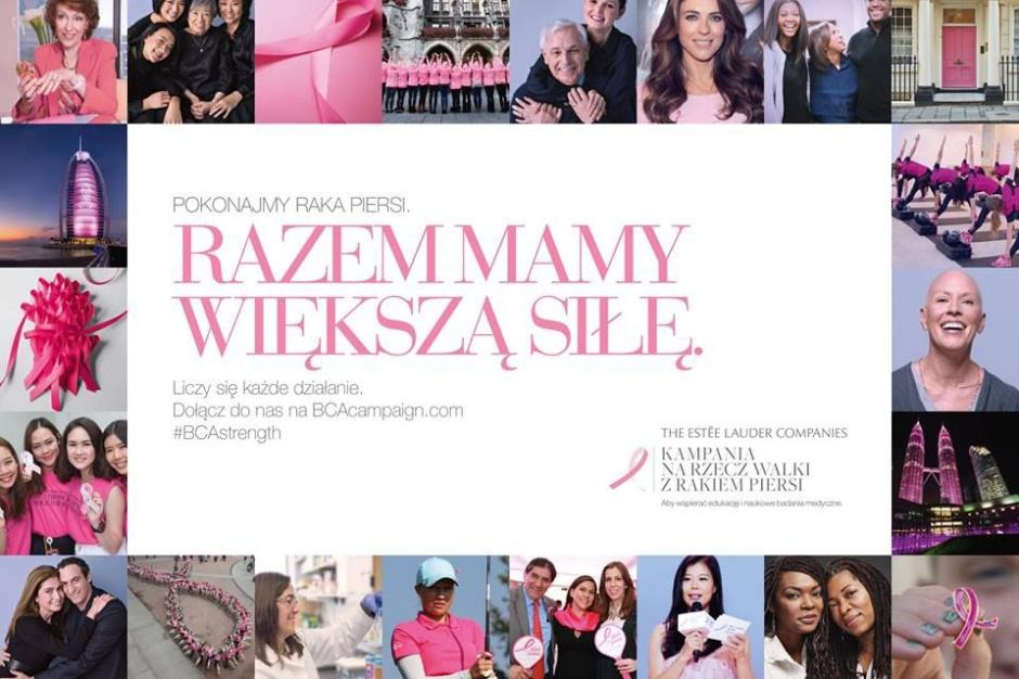 Ania Kruk w kampanii na rzecz walki z rakiem