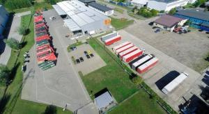 C&W został zarządcą obiektu magazynowego w Szczecinie