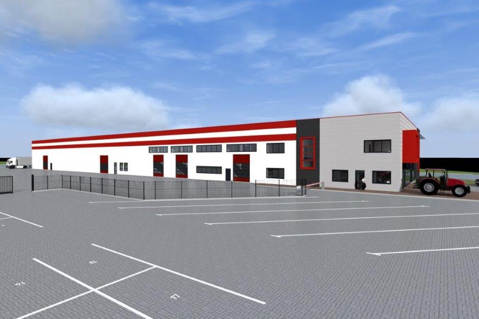 Zetor inwestuje w nową fabrykę