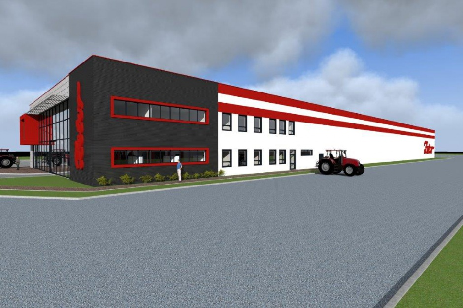 Nowa fabryka Zetor Polska