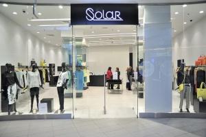 Solar silny w listopadzie