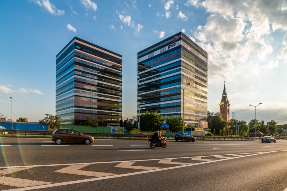Silesia Business Park z kolejnym budynkiem oddanym do użytku