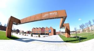 Brama Mazur czeka na nowy market