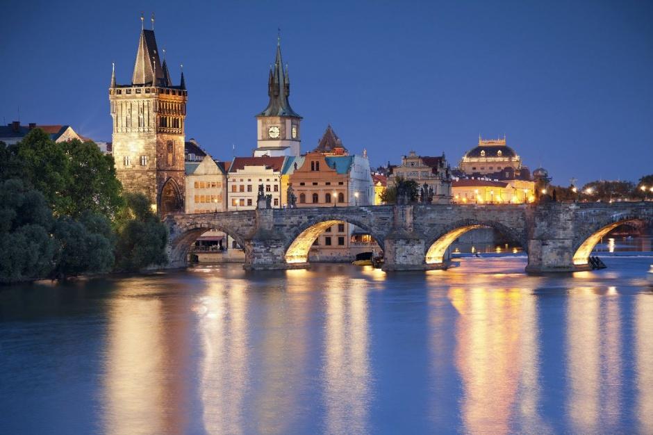 Polscy turyści najchętniej wybierają Pragę