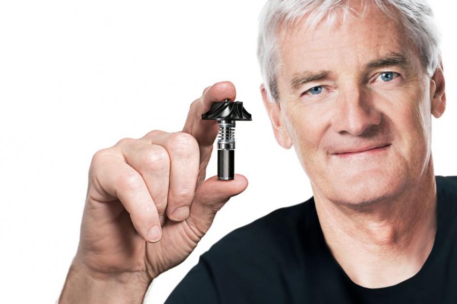 Dyson Airblade™ - najszybsze, najbardziej higieniczne suszarki do rąk