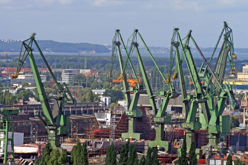 Koniec budowy nowego terminalu w gdańskim porcie w przyszłym roku