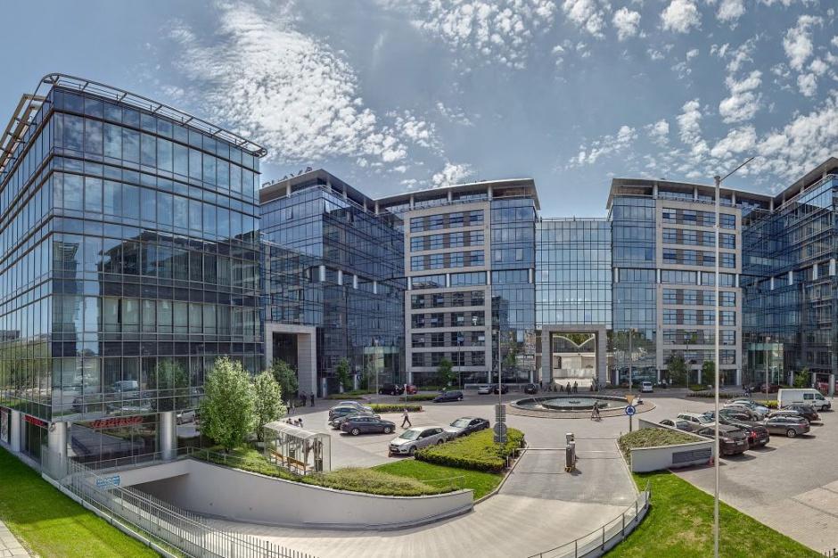 Znany dystrybutor kawy powiększa biuro w Marynarska Business Park