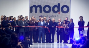 Inwazja celebrytów na otwarciu Modo Domy Mody