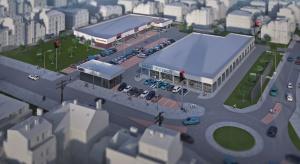 Adept Investment zbuduje park handlowy w centrum Zduńskiej Woli