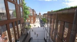 Bajkowo i rodzinnie - nowa przestrzeń najemcy Forum Gdańsk