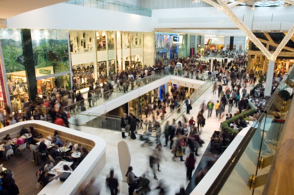 Jak miasta inspirują centra handlowe
