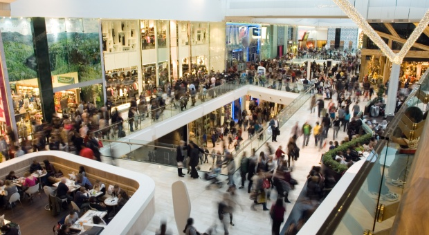 Czym kuszą brytyjskie centra handlowe?
