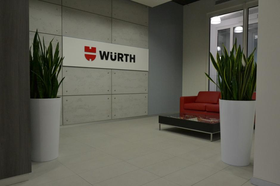 Würth przeprowadza się do Diamond Business Park Ursus