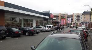 Park handlowy w Lubartowie otwarty