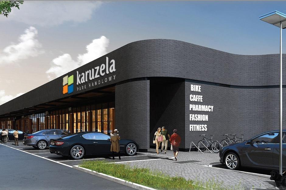 W Piasecznie powstanie centrum handlowe