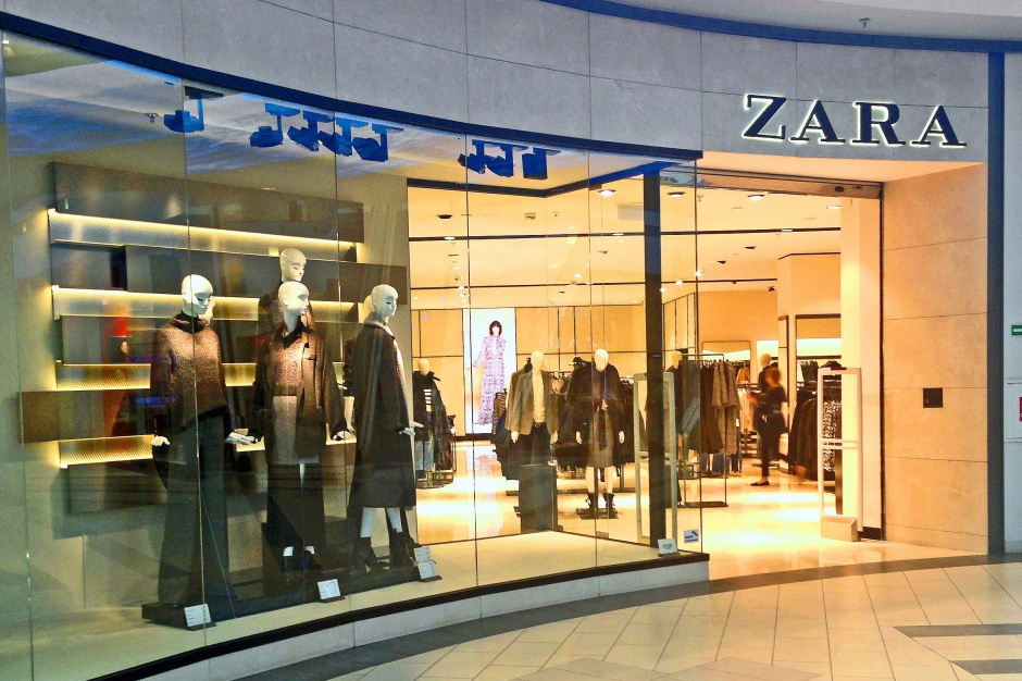 Nowa Zara w Galerii Kazimierz