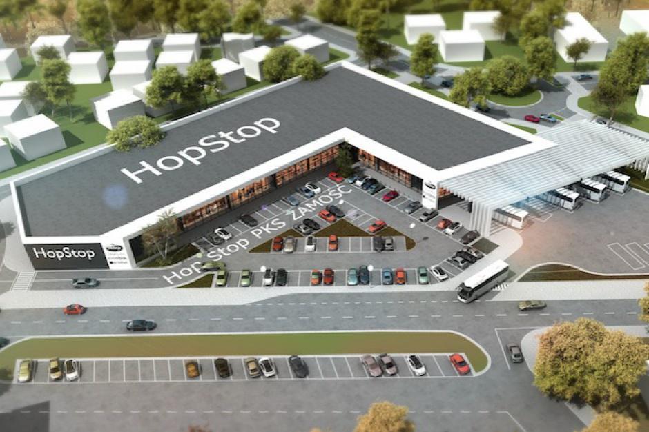 HopStop w Zamościu odlicza dni do startu
