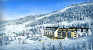 Condohotel Czarna Góra sprzedał już połowę apartamentów