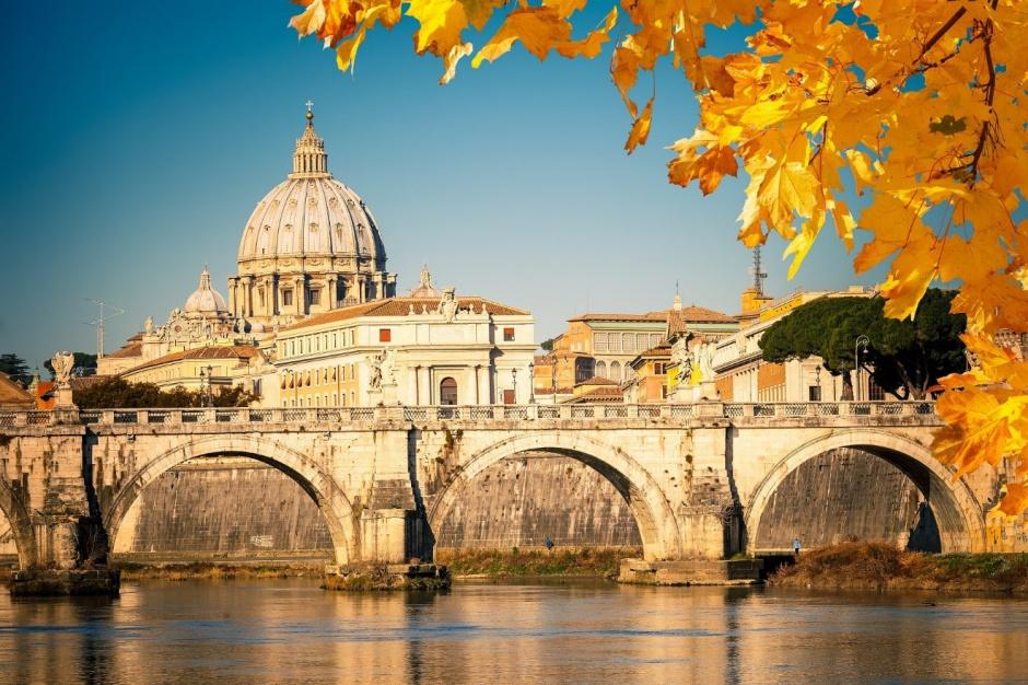 Turystyka kwitnie jesienią