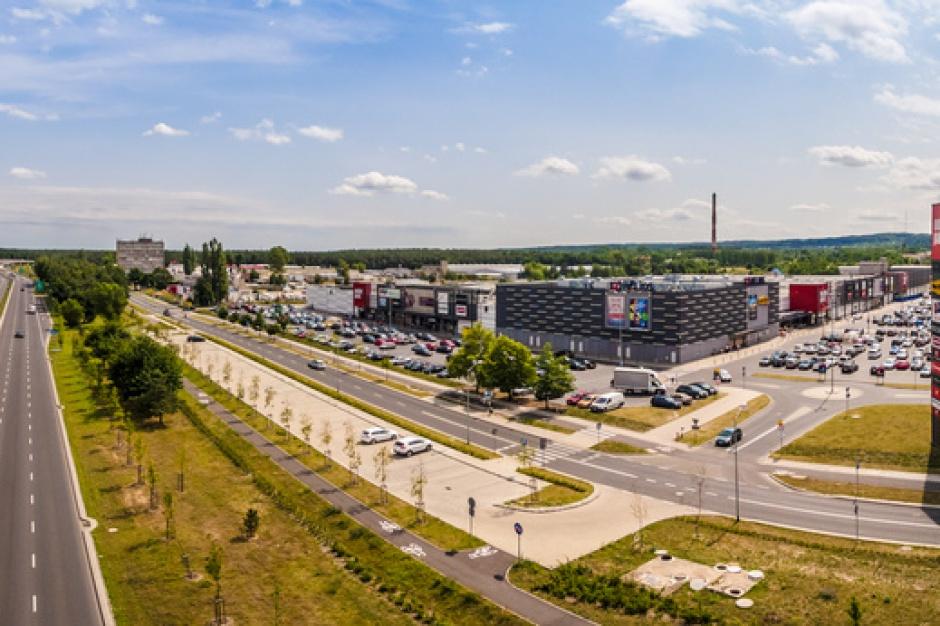 Znamy datę otwarcia nowej części Outlet Park Szczecin