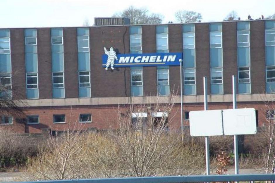 Michelin kupił grunt na Mazurach za 50 mln zł