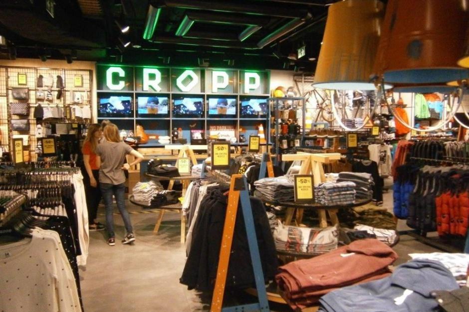 LPP w Polsce: więcej powierzchni, mniej sklepów