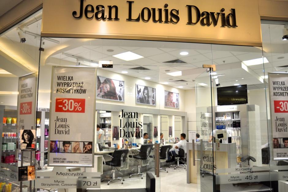 Jean Louis David wchodzi do trzech galerii