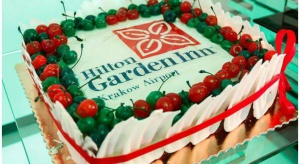 Hilton Garden Inn Kraków Airport obchodzi pierwsze urodziny