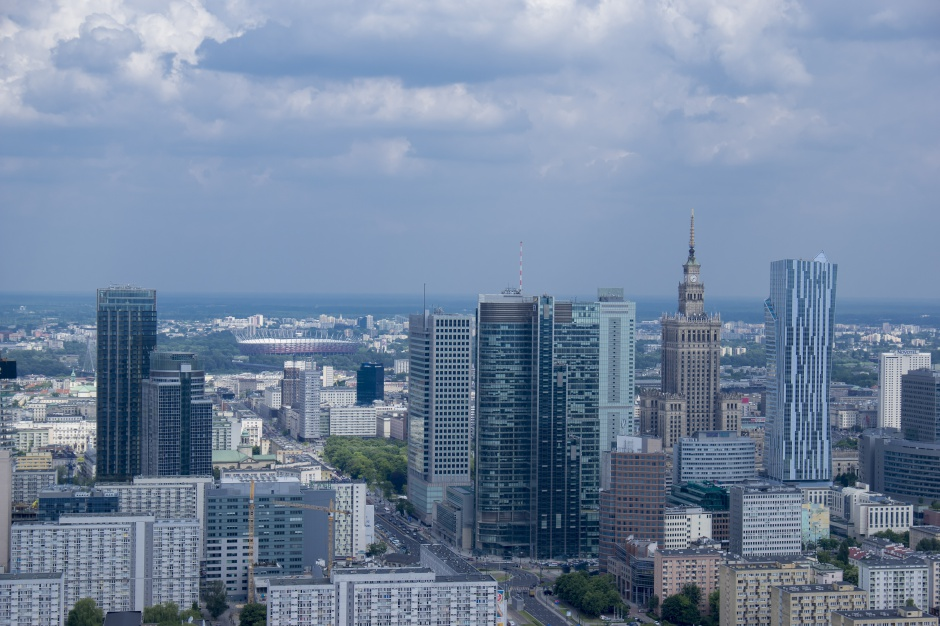 Warszawa liczy wydatki na inwestycje