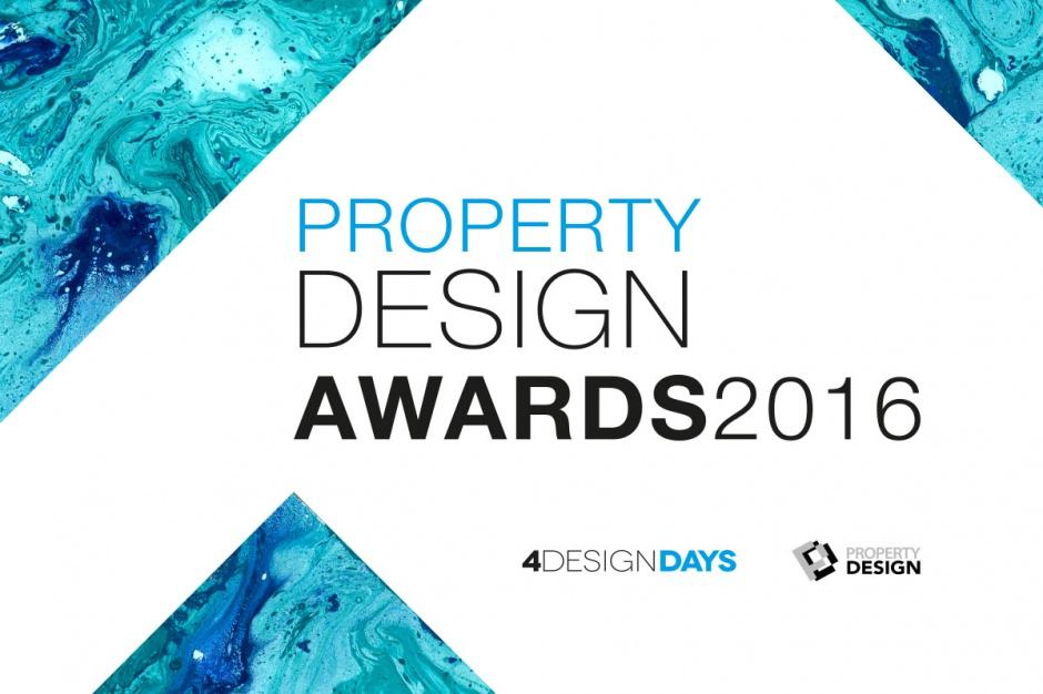Zgłoś projekt do konkursu Property Design Awards 2016. Czekamy do 30 listopada!