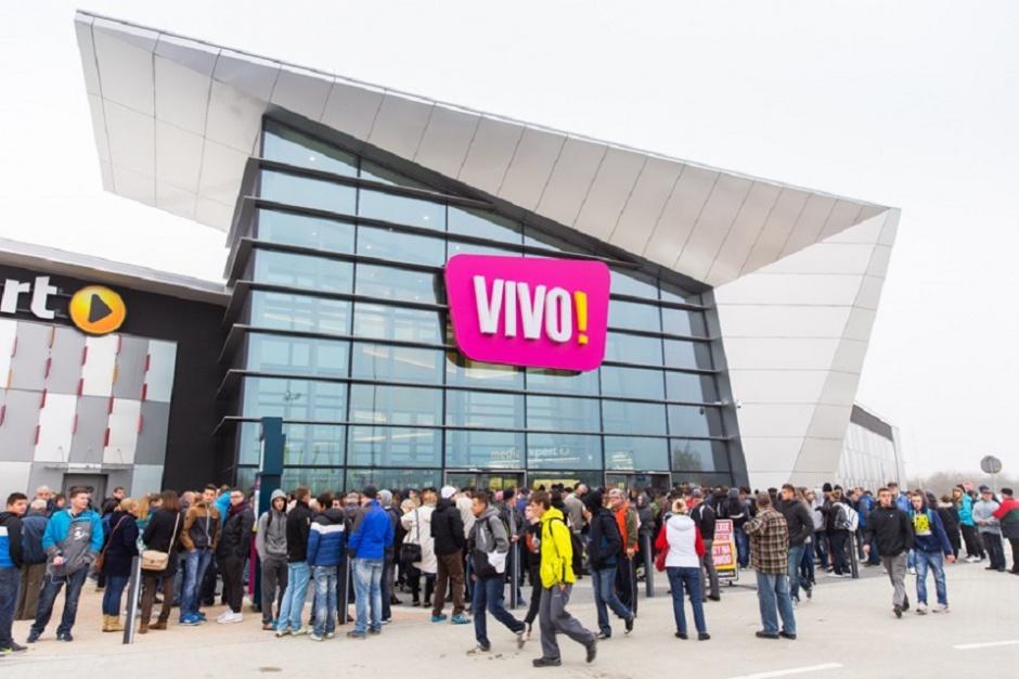 Zobacz zdjęcia z otwarcia Vivo! Stalowa Wola