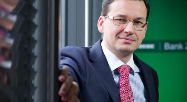 Morawiecki: Polska zyskuje na logistycznej mapie Europy