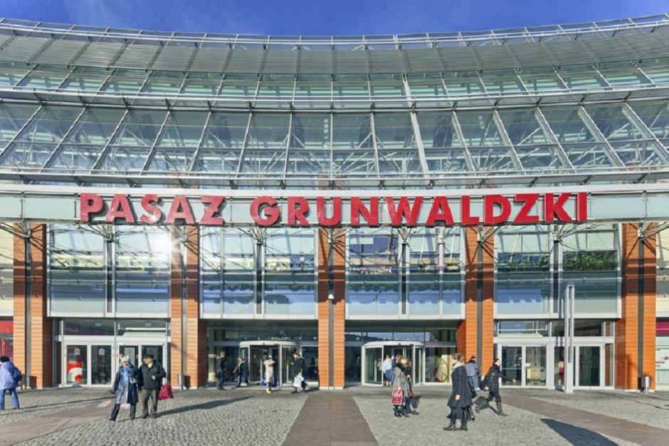 Pasaż Grunwaldzki wprowadza wyjątkowe zasady