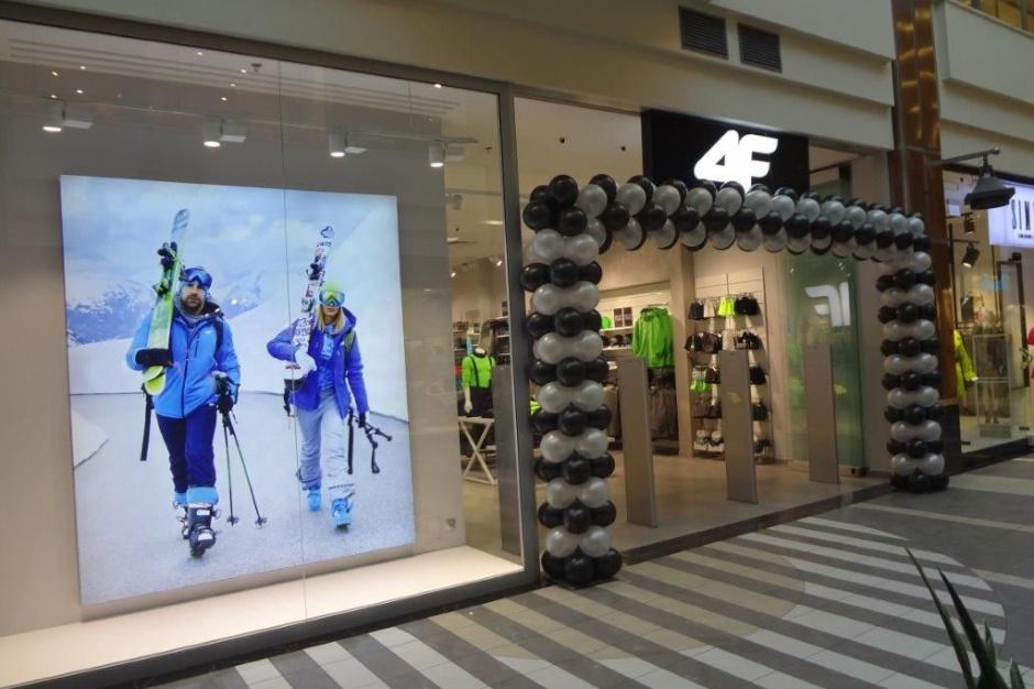 4F otwiera kolejny sklep w Poznaniu