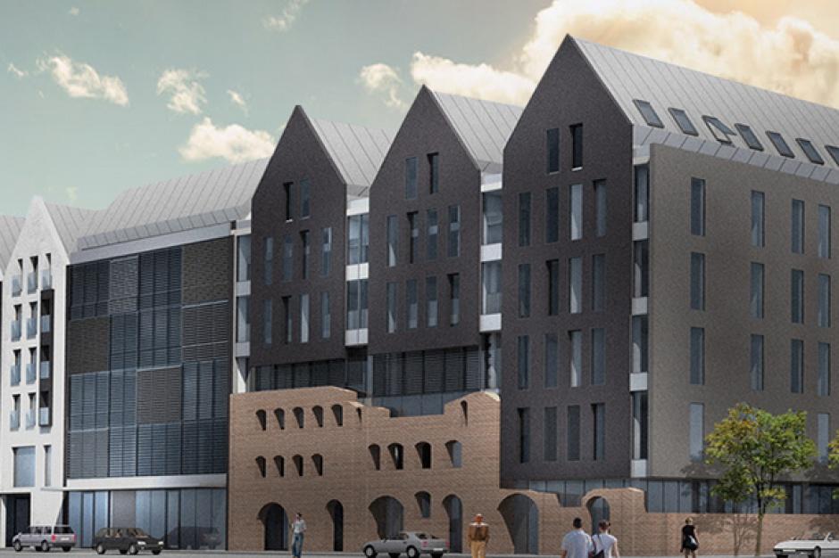 4 Invest planuje hotel i biura w Gdańsku