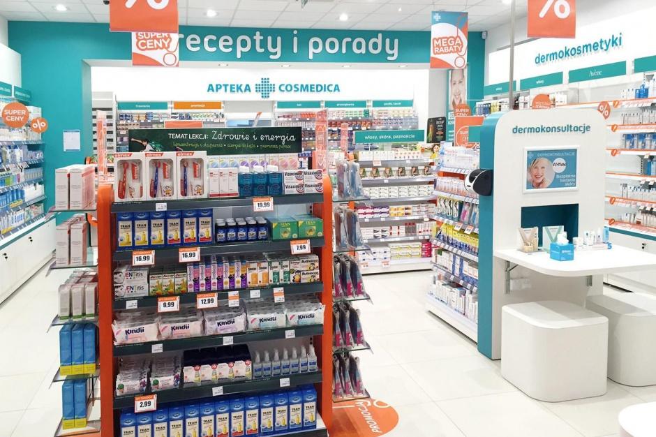 Cosmedica wchodzi do Tarnowa i Pabianic