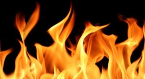 Pożar zabytkowej kamienicy w centrum Warszawy