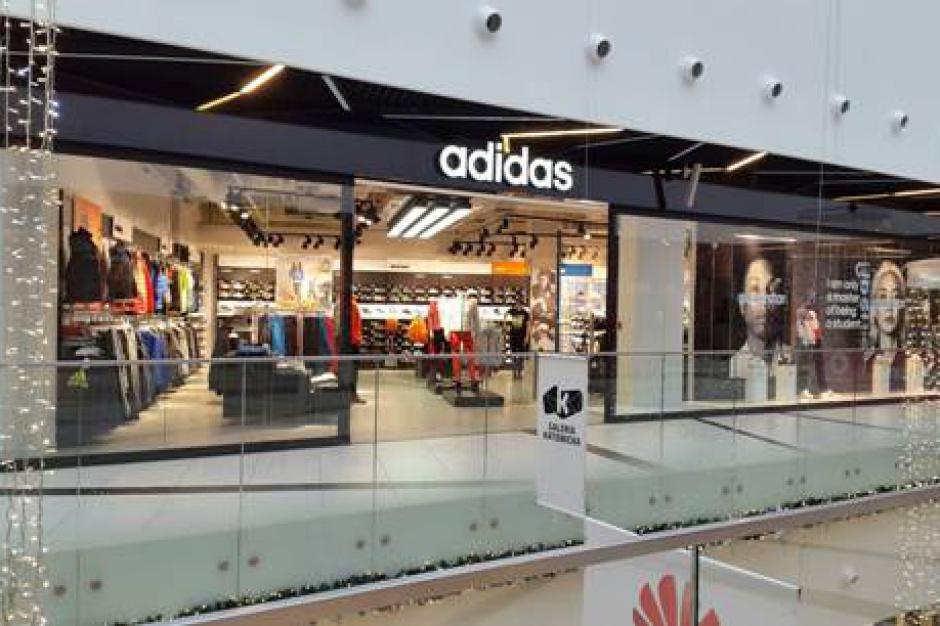 Adidas powraca do Galerii Katowickiej