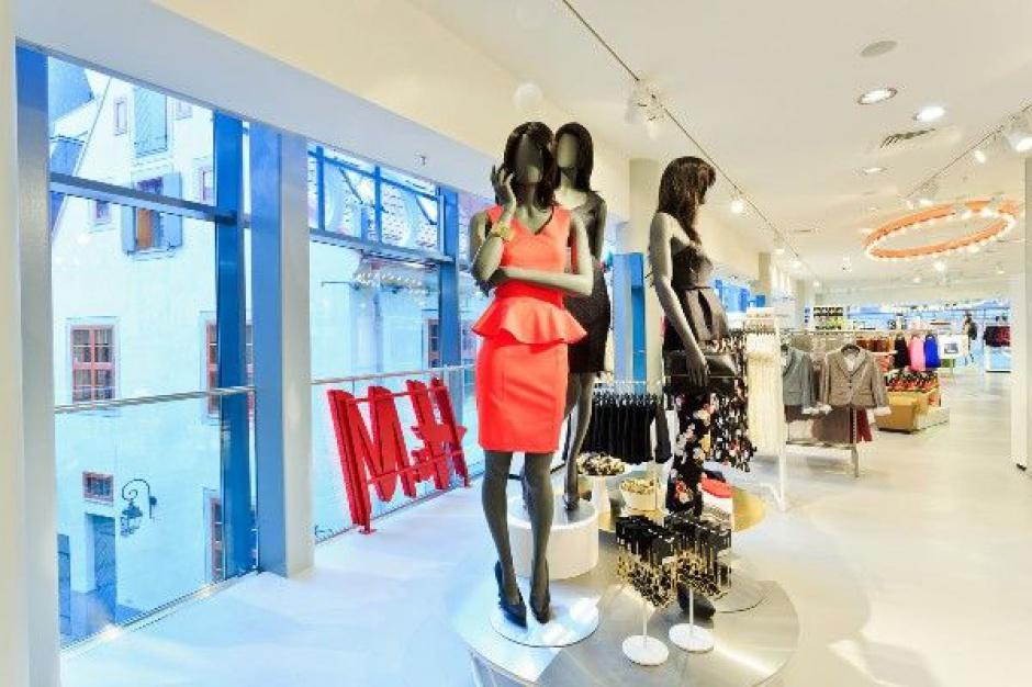 H&M podniósł sprzedaż o 12 proc.